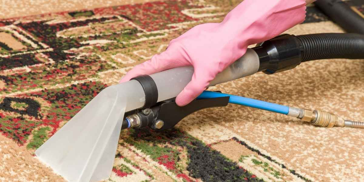 שואב אבק מיוחד לניקוי שטיחים